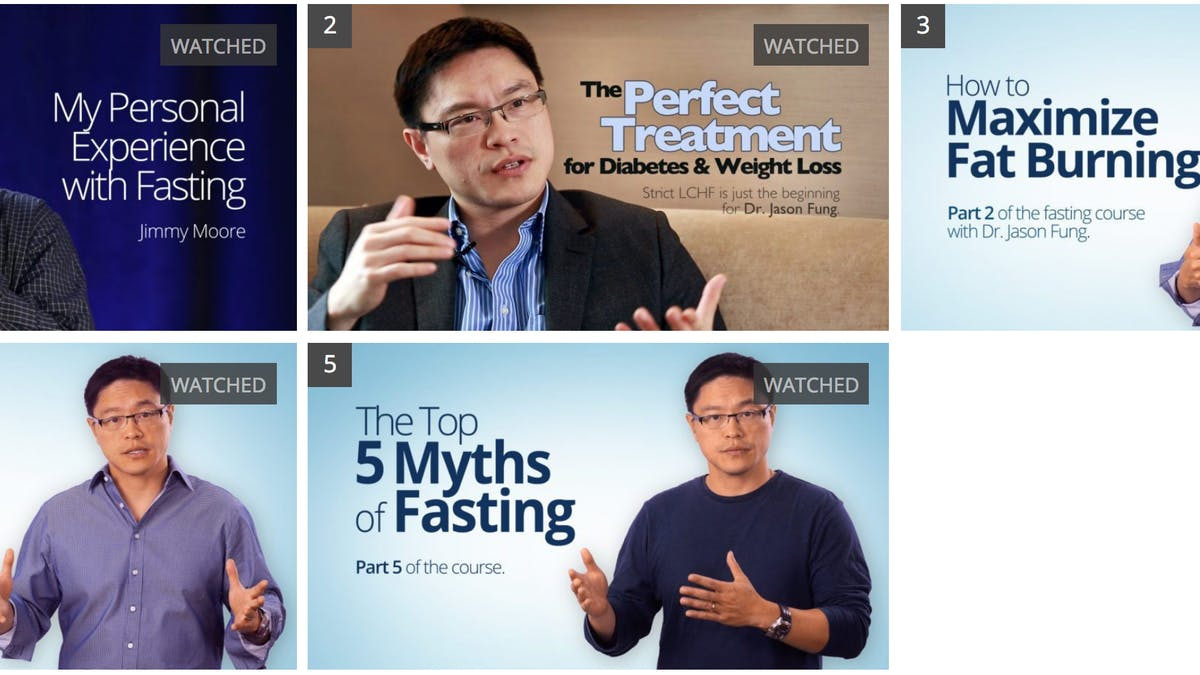 Top videos about intermittent fasting