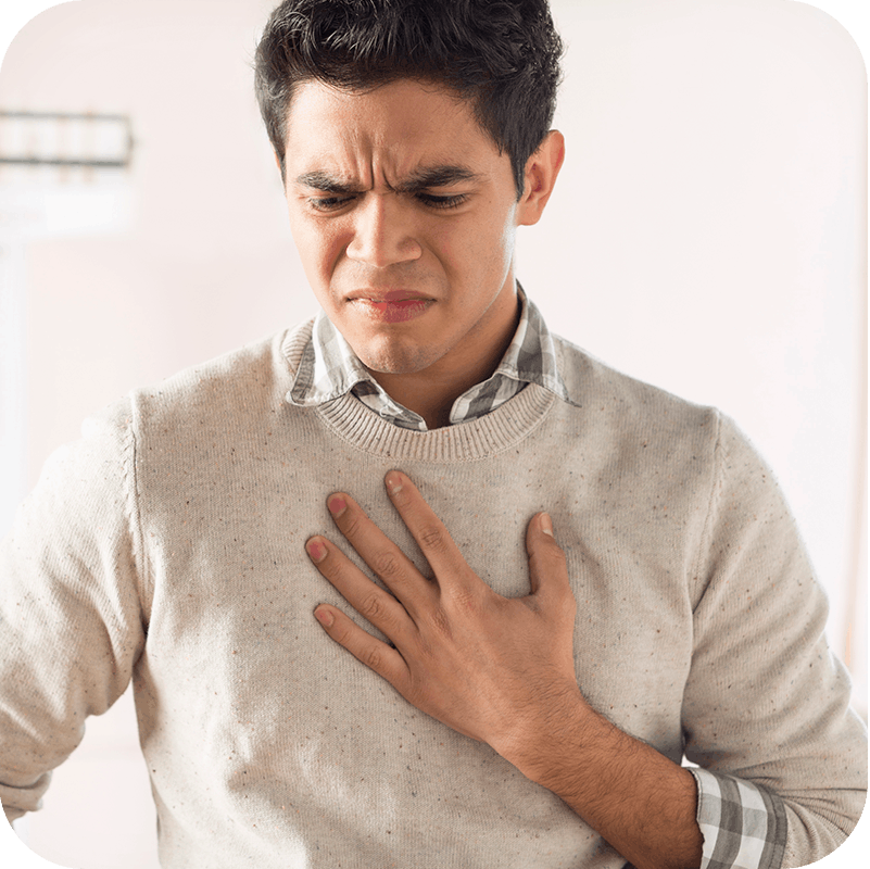 Low carb and heartburn