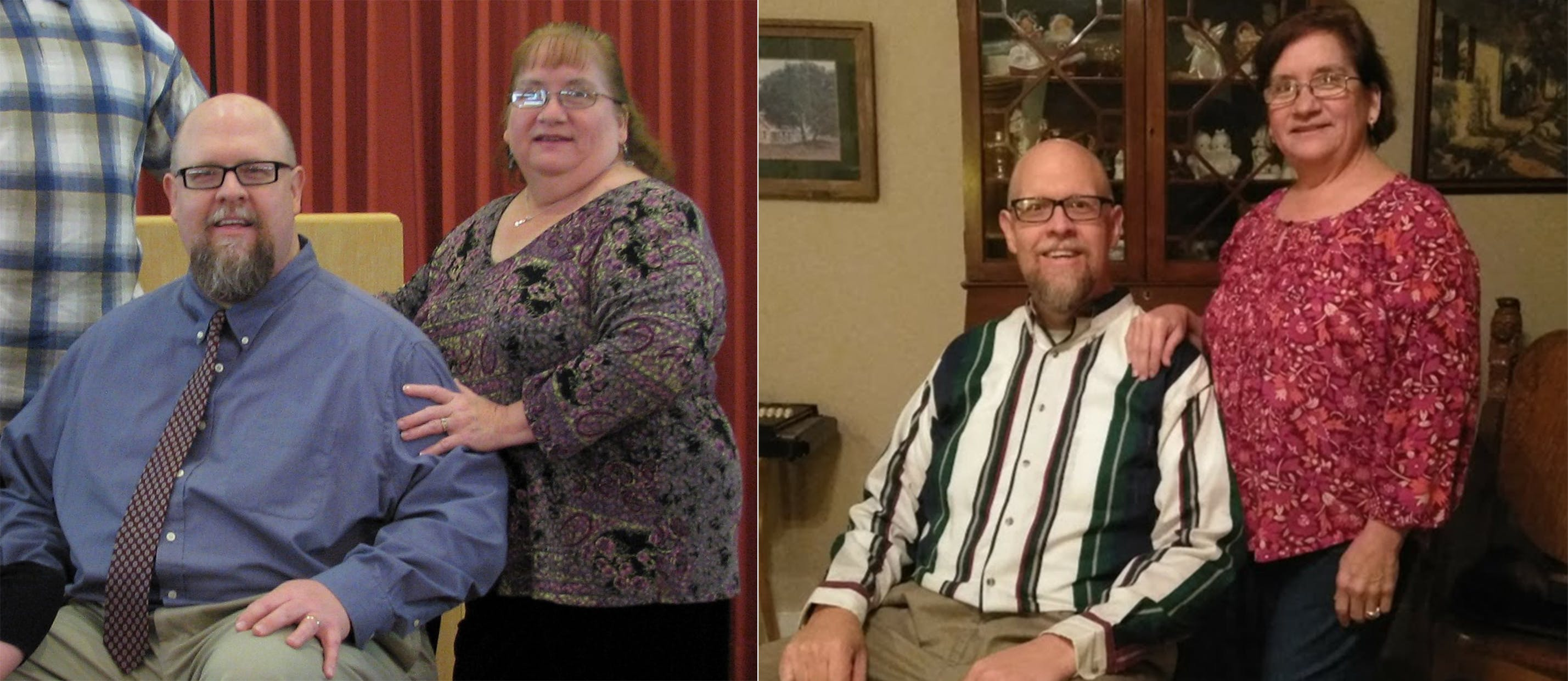 "The keto diet: ""This is our new life and we are looking forward to this year"""