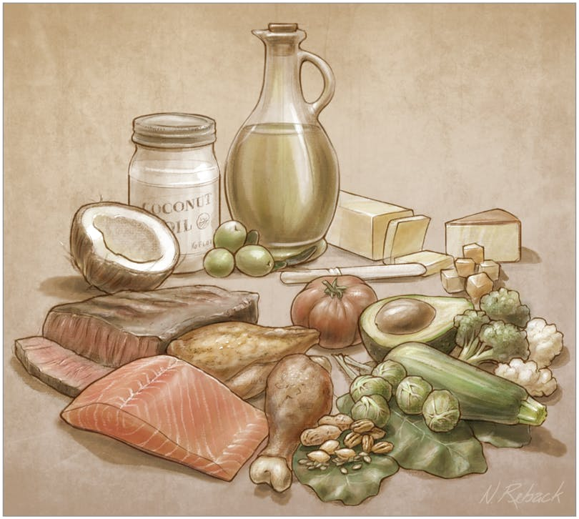 "JAMA: The keto diet ""could be game changing"" for chronic disease"