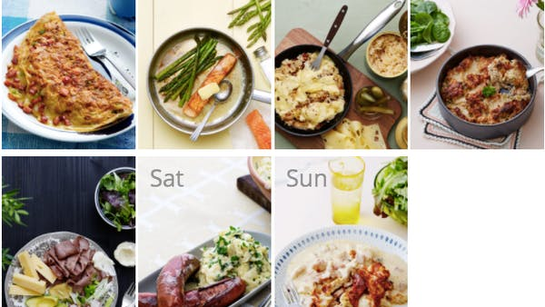 #5 meal plan: Quick and easy keto