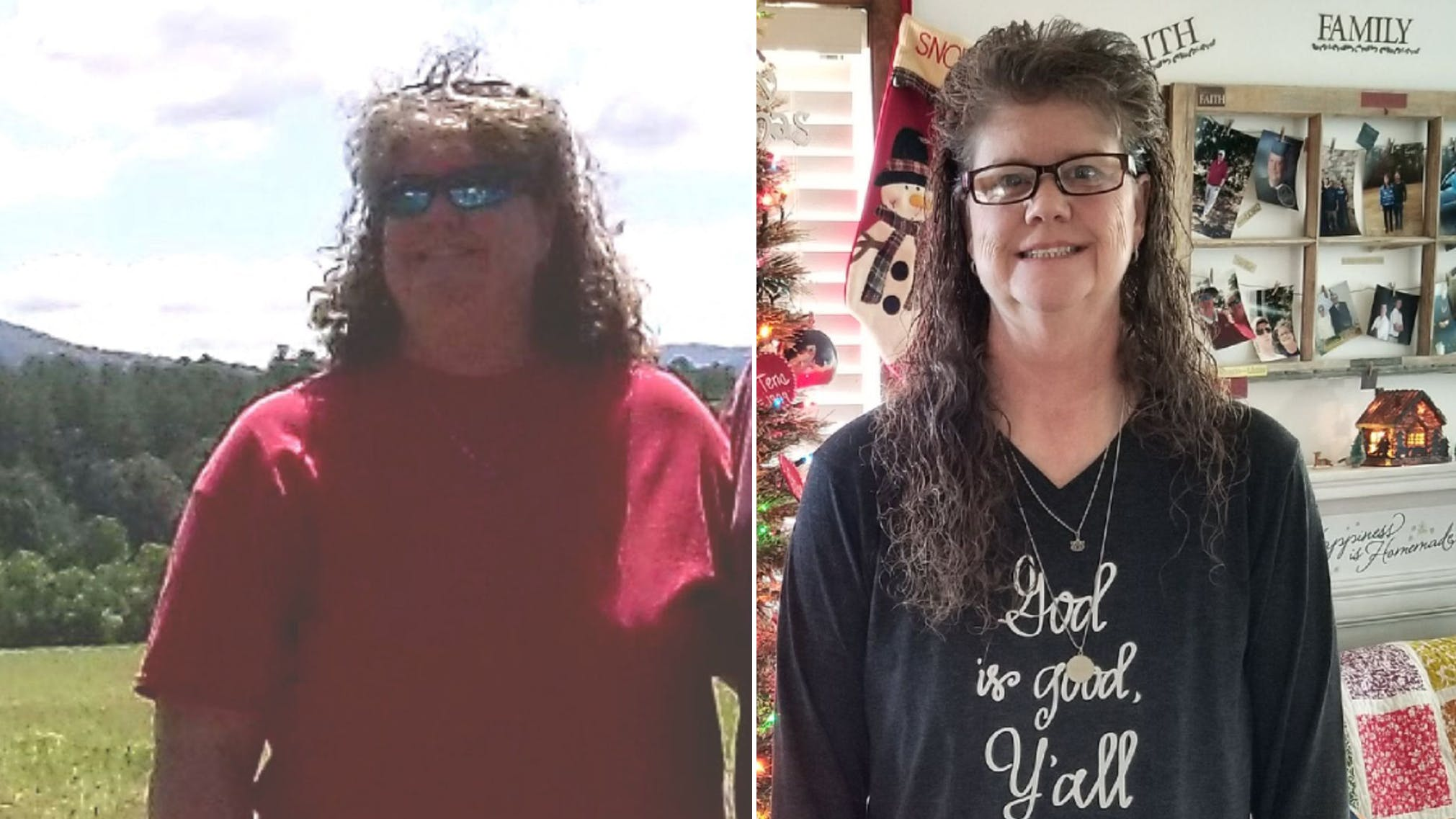 Woman who had 'accepted her overweight' loses 125 pounds on low carb