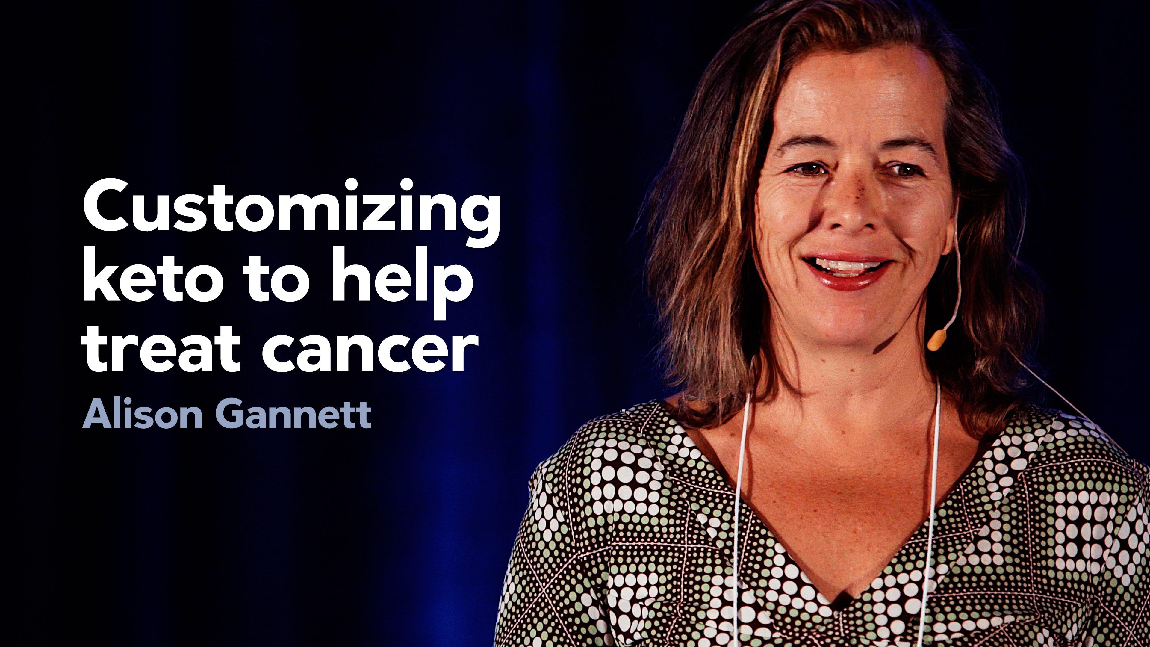 Customizing keto to help treat cancer