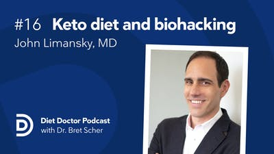 Diet Doctor Podcast #16 – Dr. John Limansky