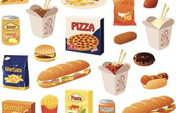 """A """"warning signal"""" about ultra-processed foods"""
