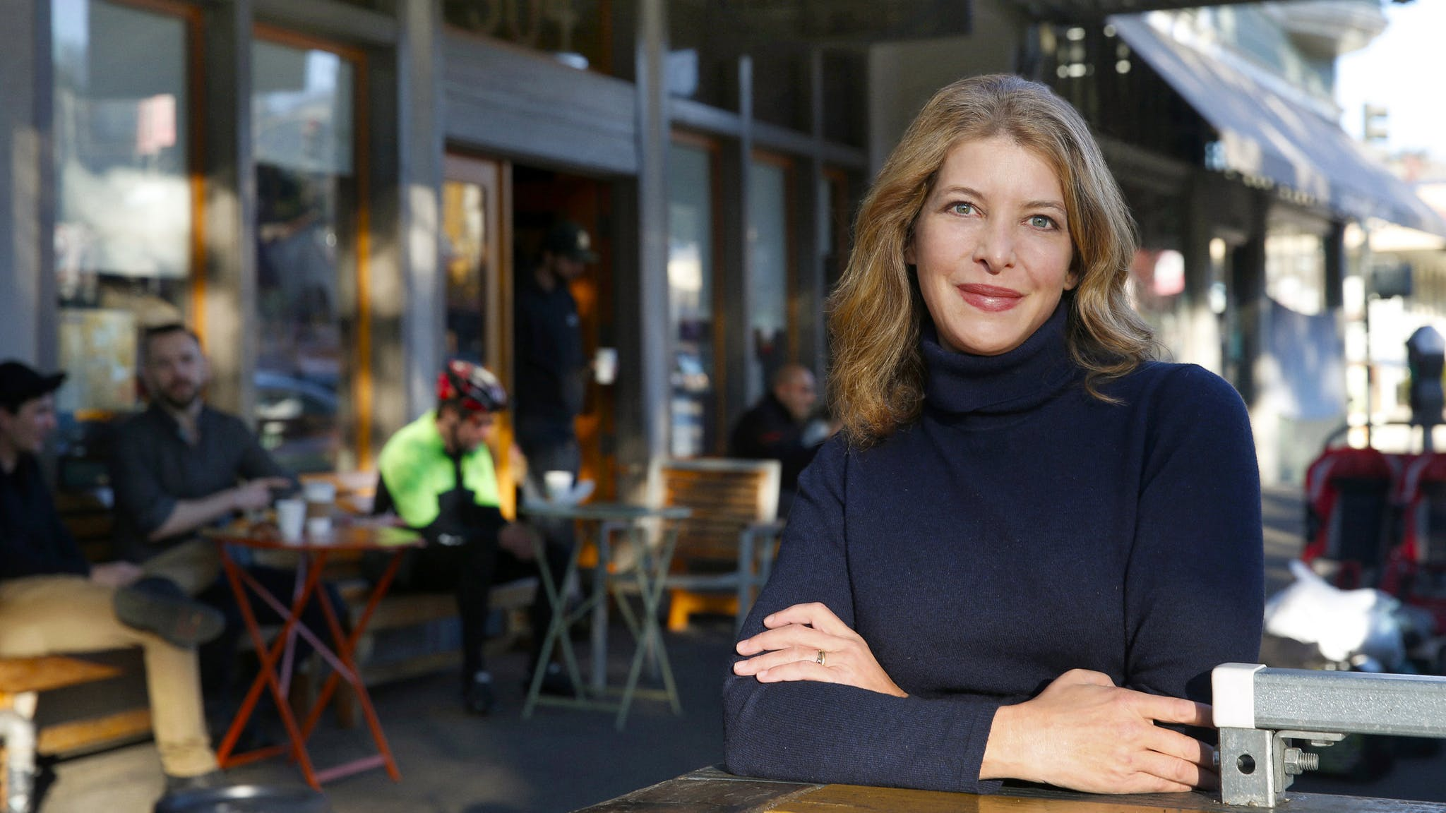 Journalist Nina Teicholz: <br>In the world of nutrition, a bulldozer for truth