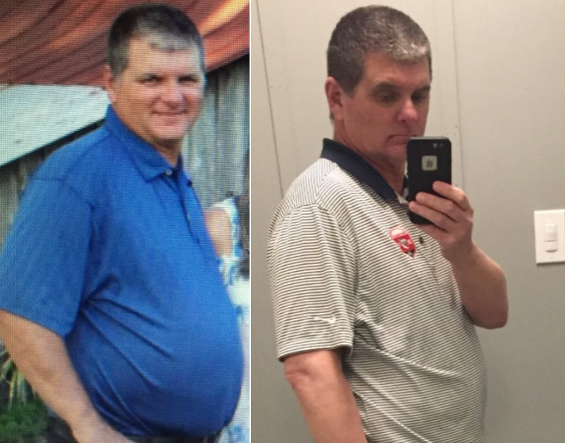 """The keto diet: """"I don't call this a diet, but a new beginning"""""""