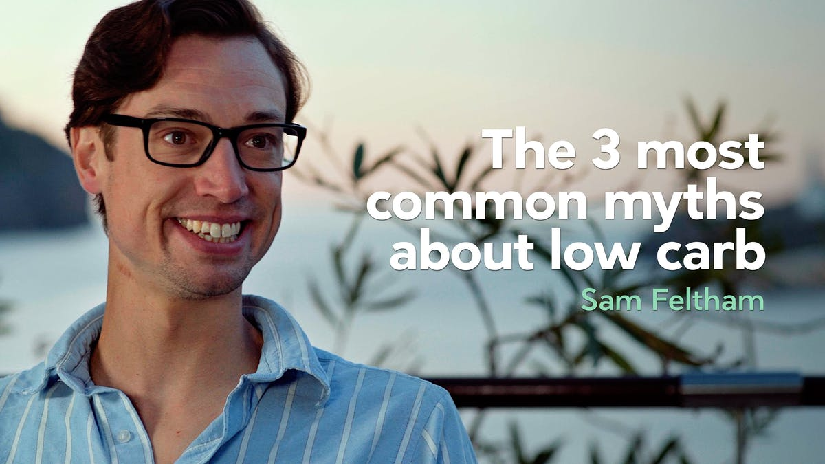 The three most common myths about low carb
