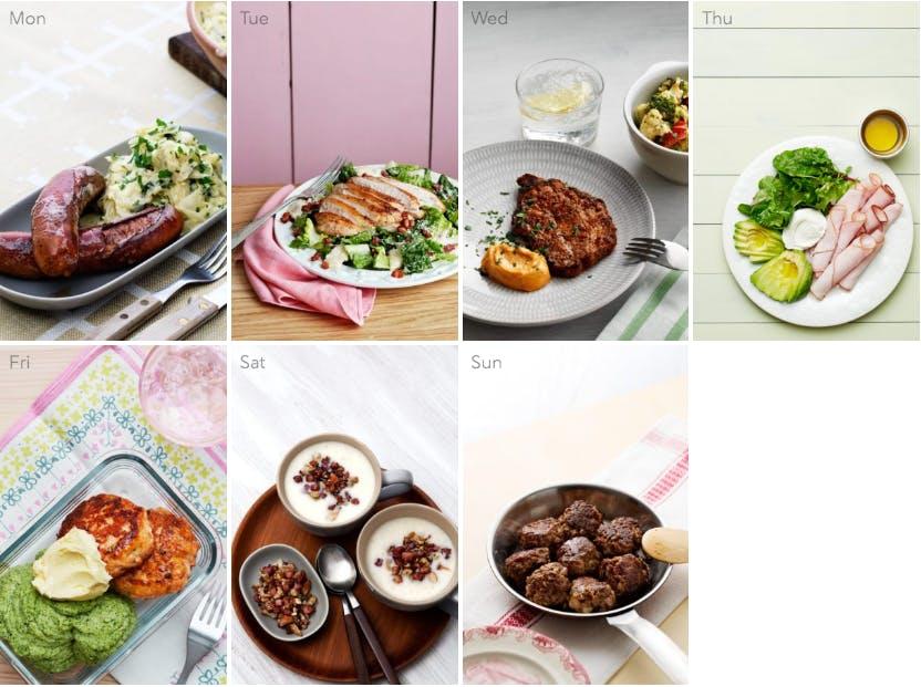 New meal plan - Emőke Csoma's favorites