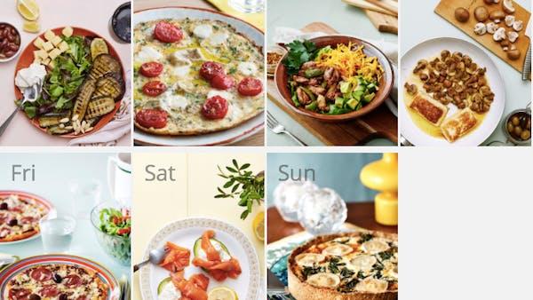 "New keto ""flexitarian"" meal plan"