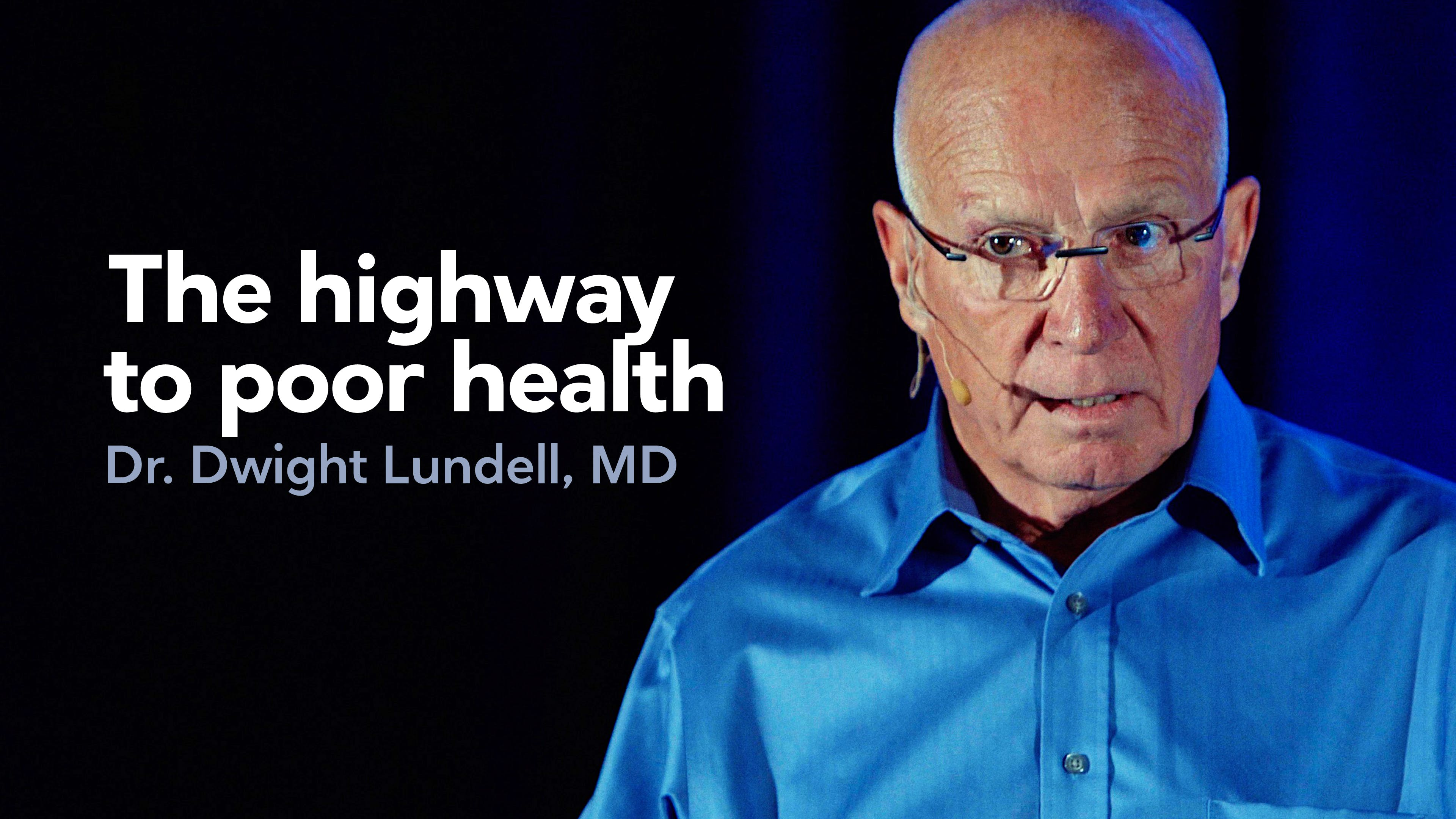 The highway to poor health