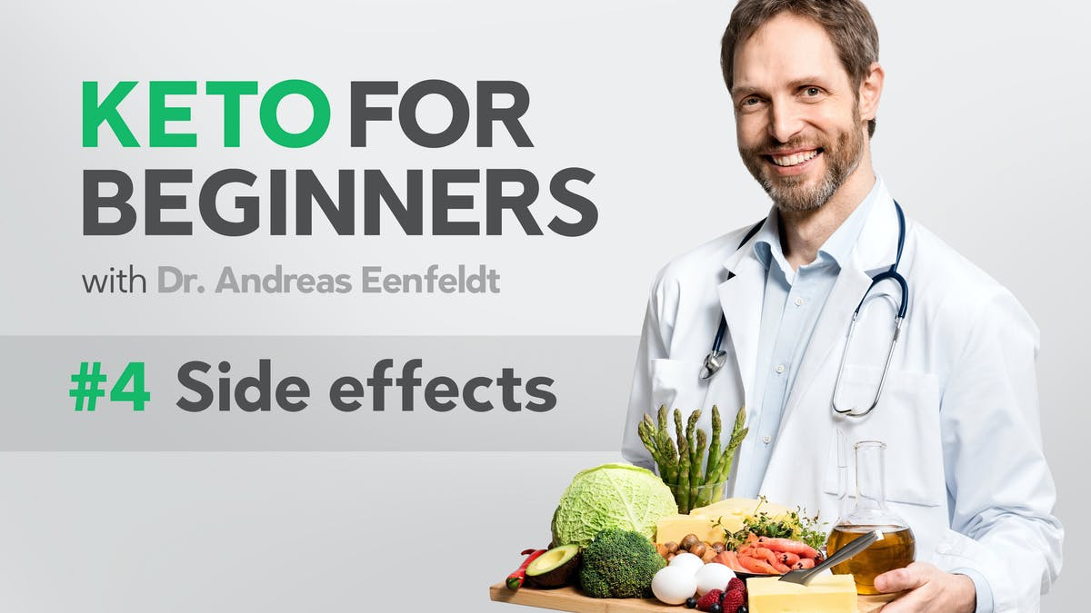 Keto for beginners: Side effects