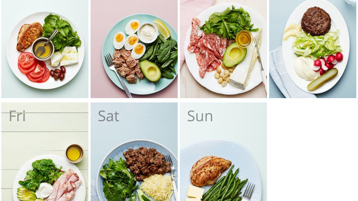 #2 meal plan: quick and easy keto meals
