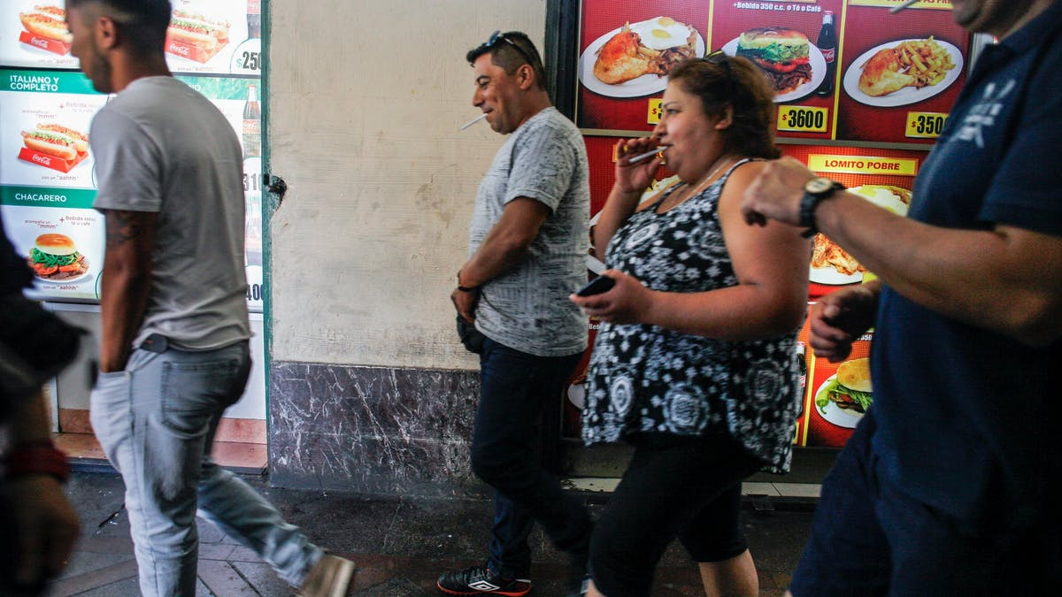 """In sweeping war on obesity, Chile slays Tony the Tiger"""