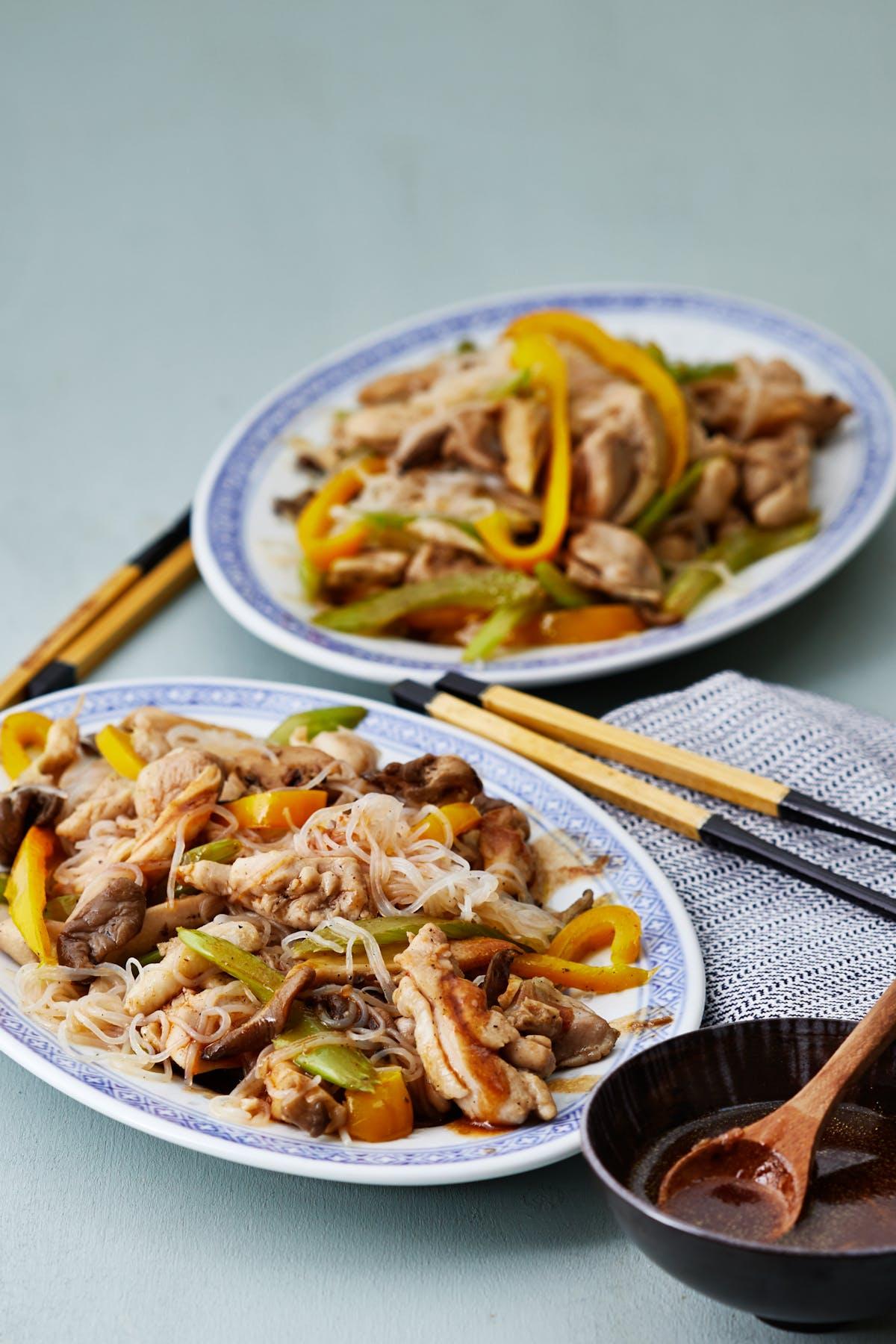 Keto Noodles Recipe for Low Carb Egg Noodles