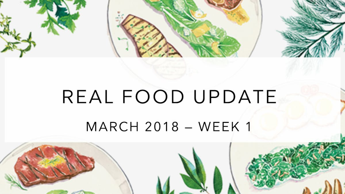 Low-carb and keto news highlights