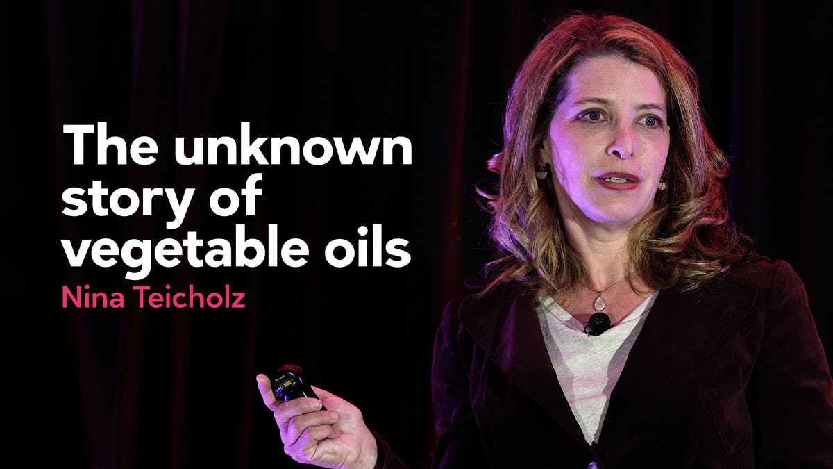 Are you really doing your heart a favor by eating vegetable oils?