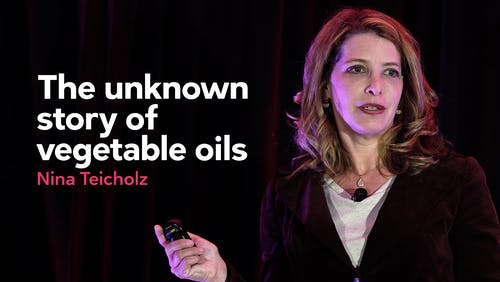The unknown story of vegetable oils