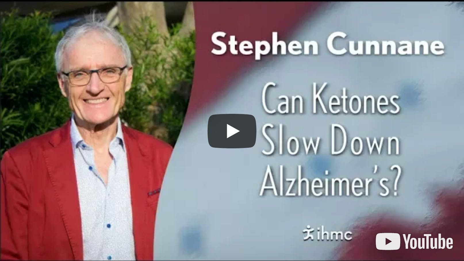 Can ketones slow down the progression of Alzheimer's?