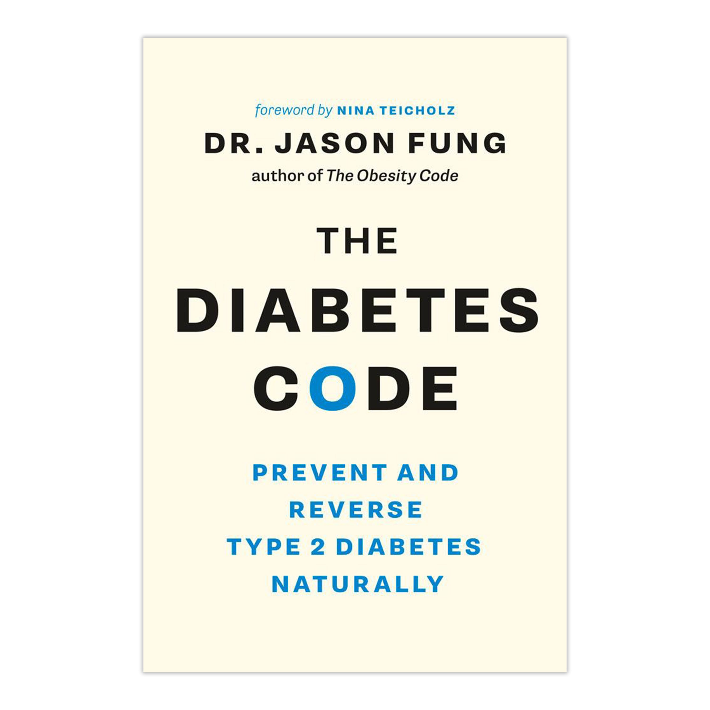 New book: The Diabetes Code