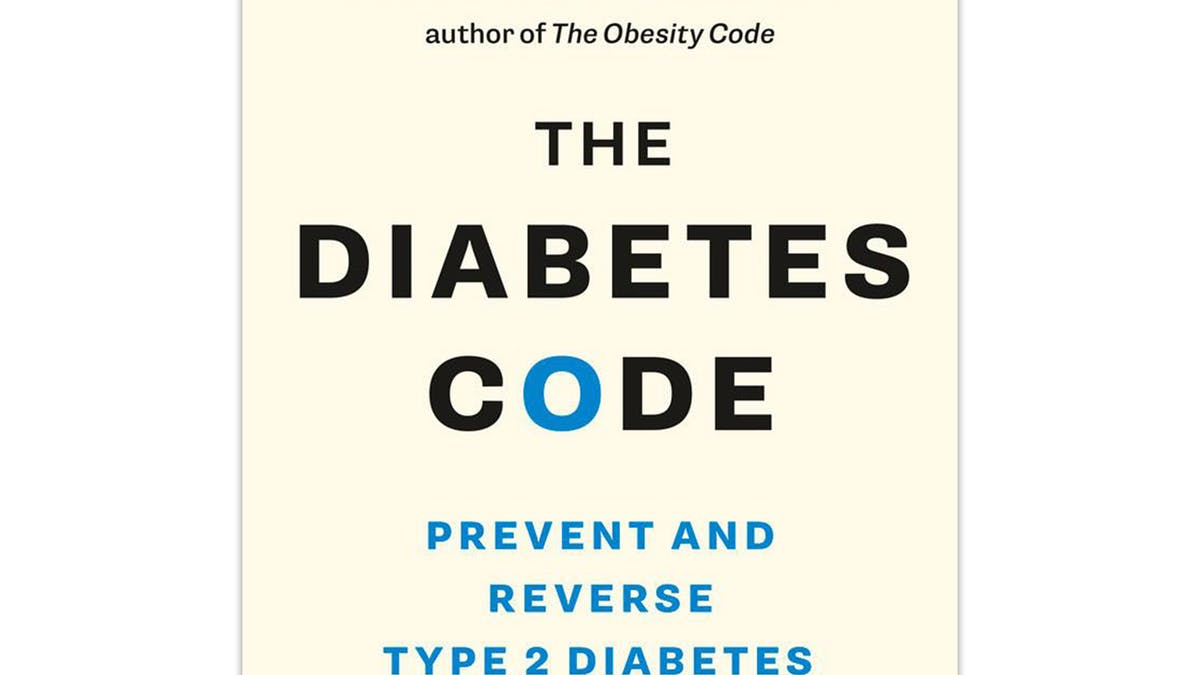 A book that should change the world: The Diabetes Code by Dr. Jason Fung