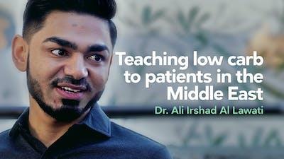 向中东地区的病人传授低碳水化合物