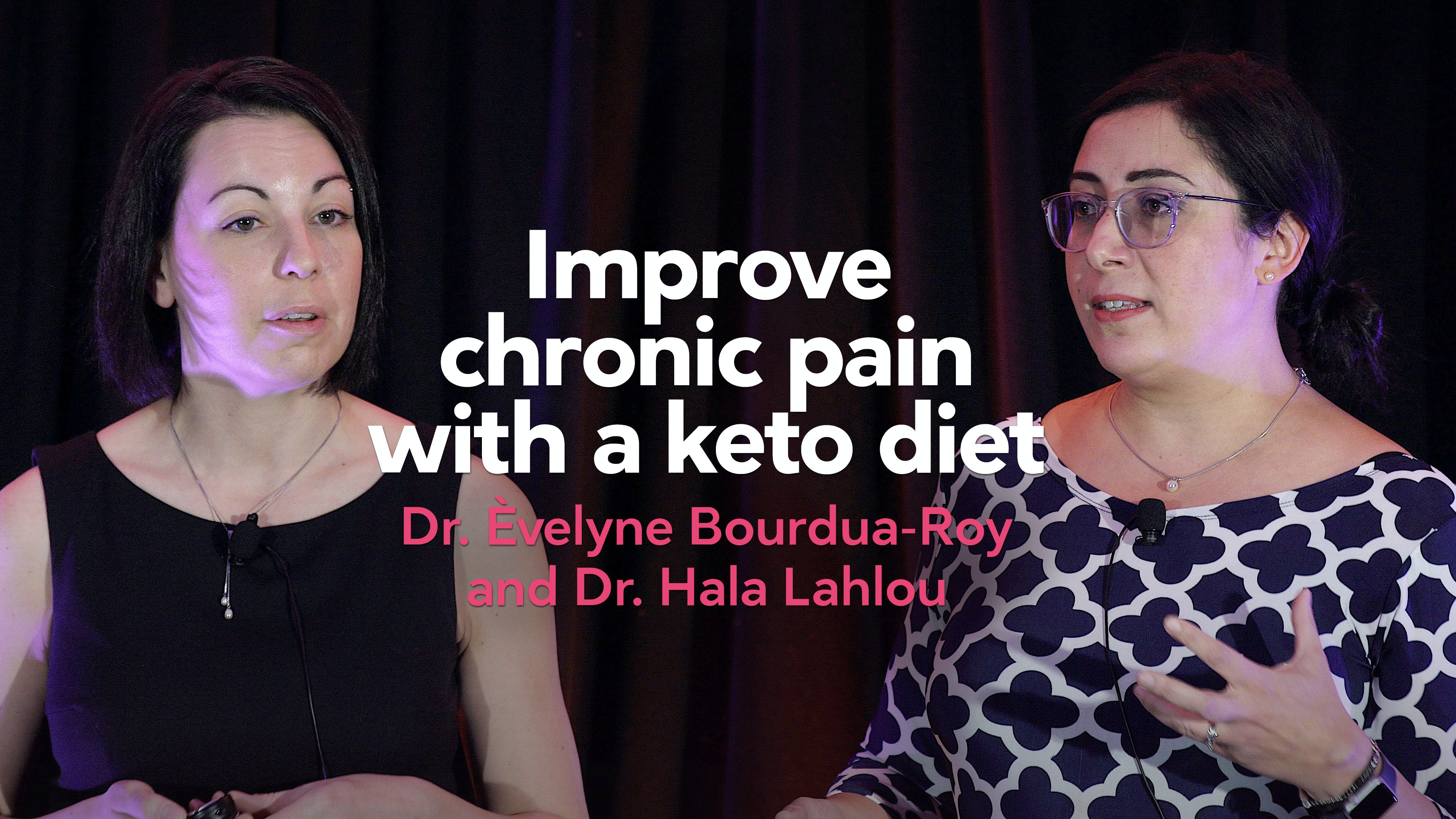 Improve chronic pain with a keto diet