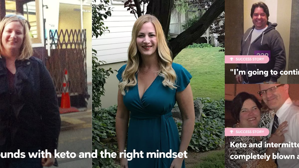 The top low-carb & keto success stories