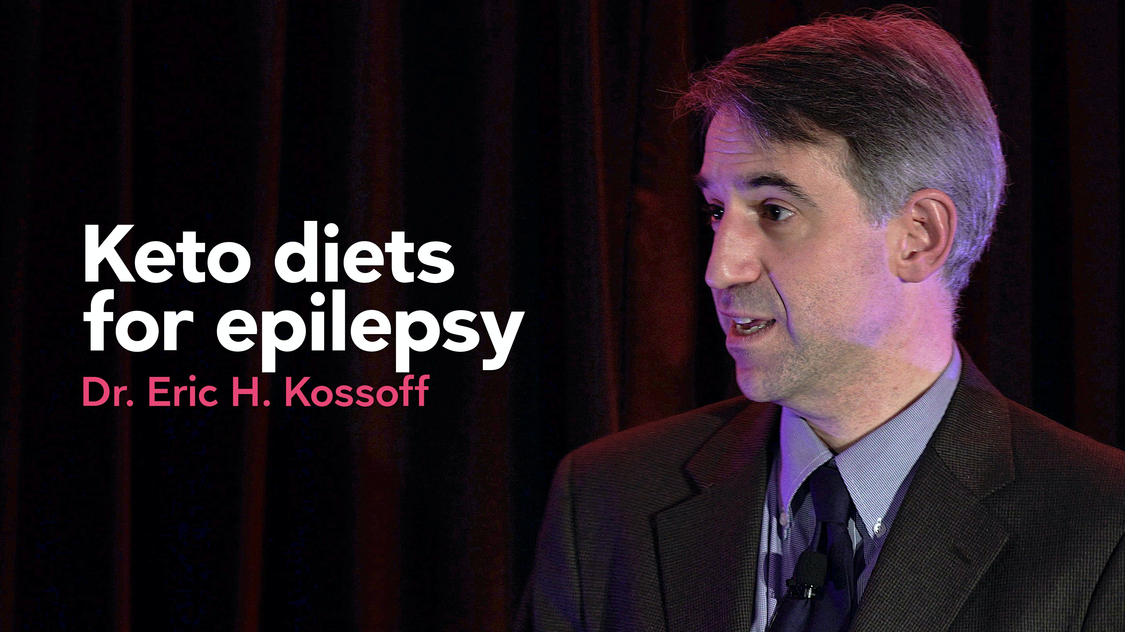 Keto diets for epilepsy