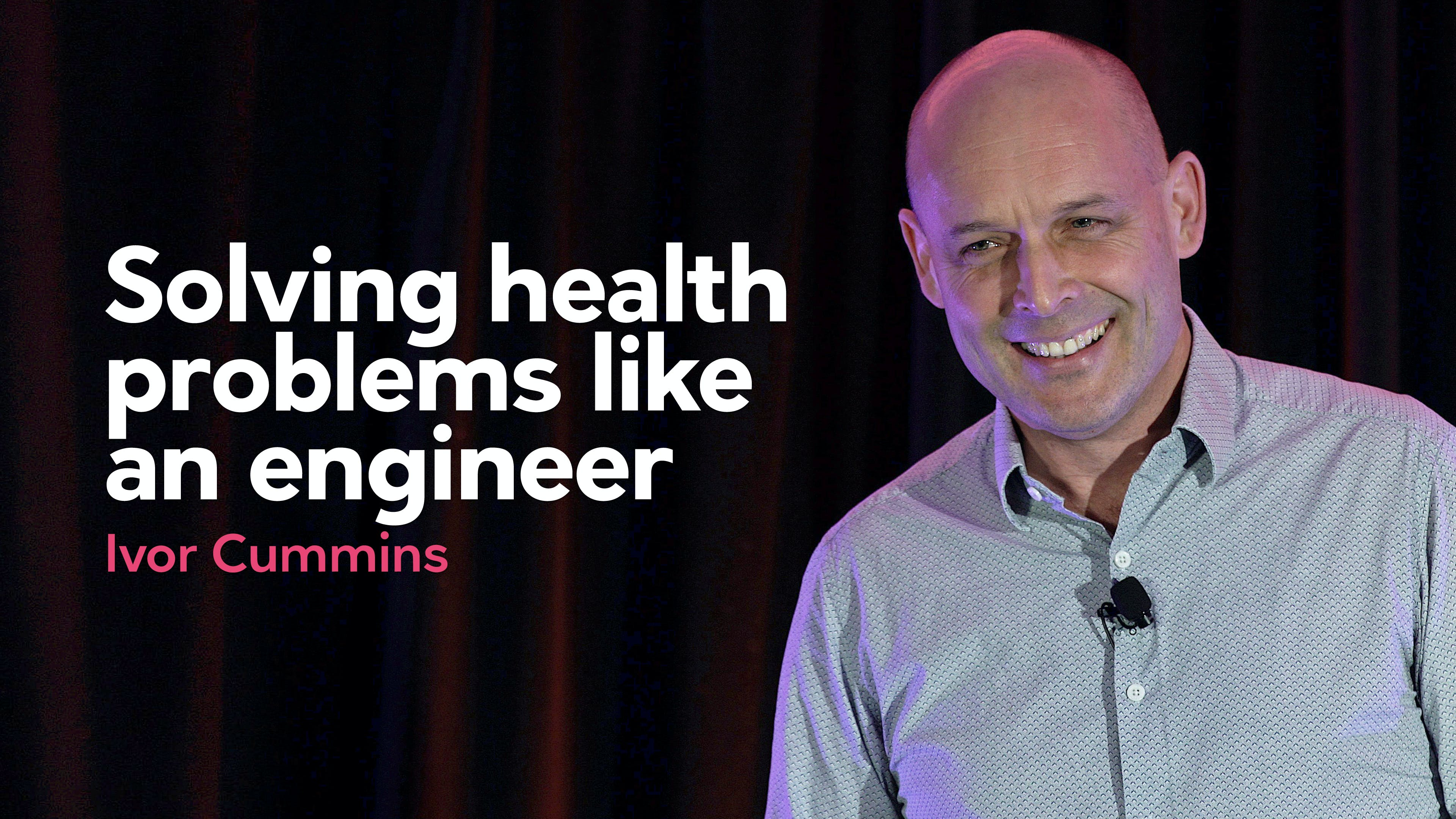 Solving health problems like an engineer