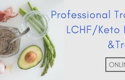 Professional training in keto nutrition and patient treatment