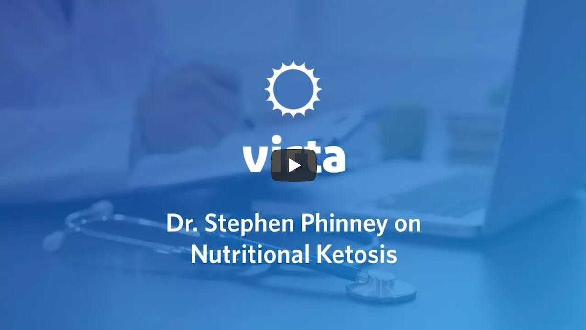 Video series: Dr. Stephen Phinney on ketosis and keto diets