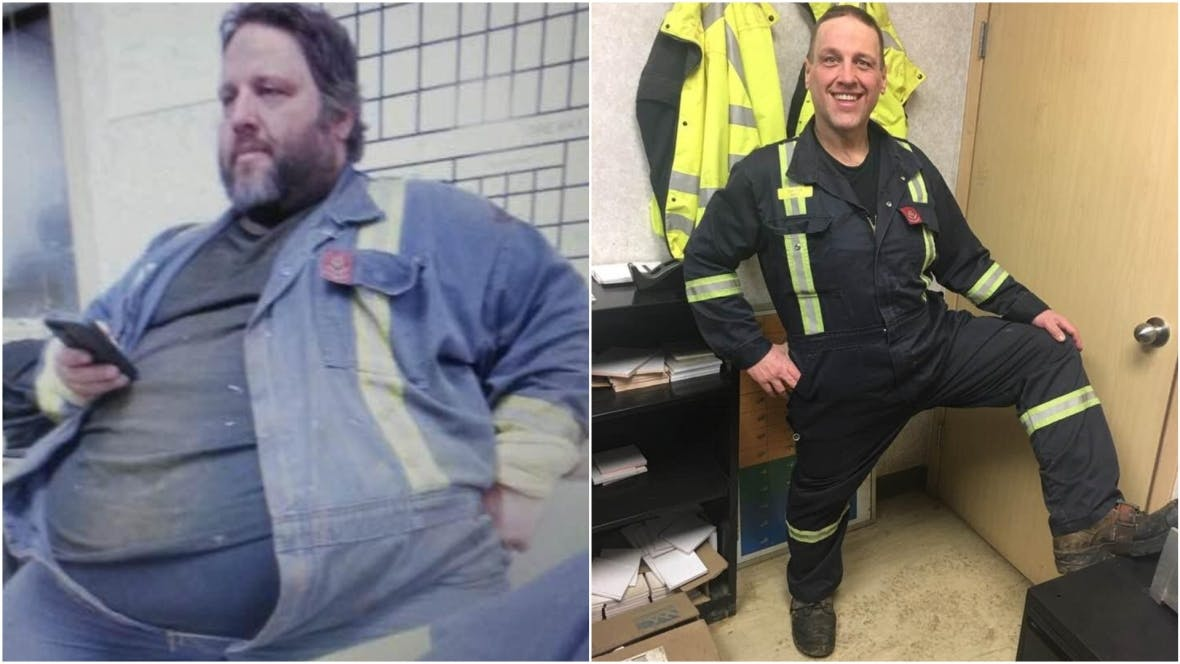 Man Loses Over 300 Pounds On A Low Carbt Says If I Can Do This Anyone Can