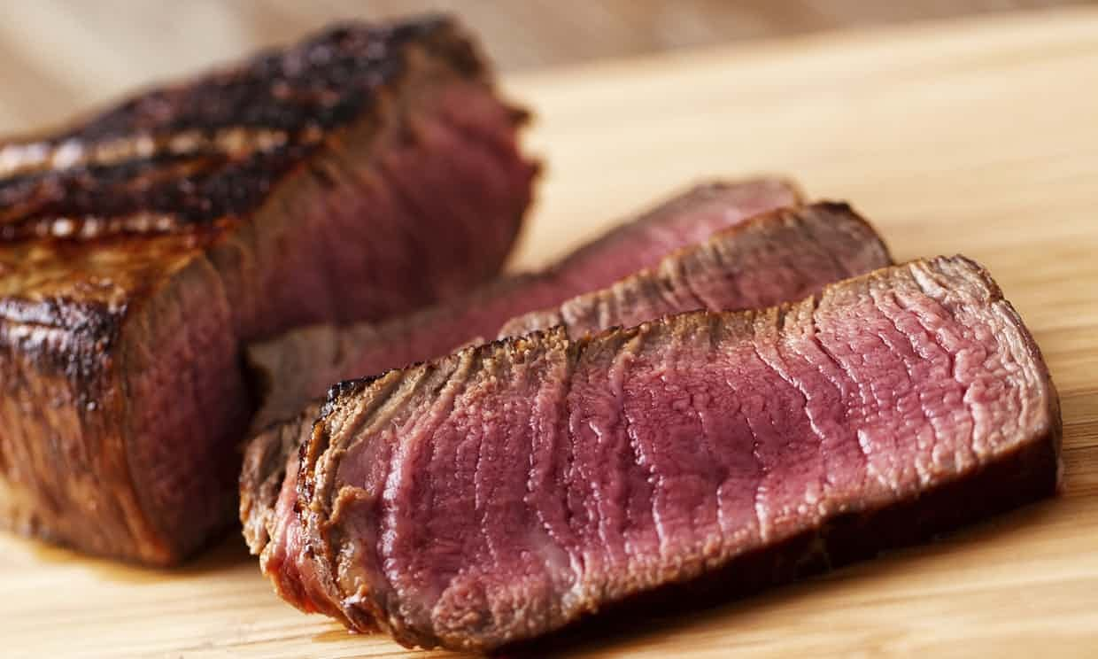 Carnivory: Meet the people who eat pounds of steak per day
