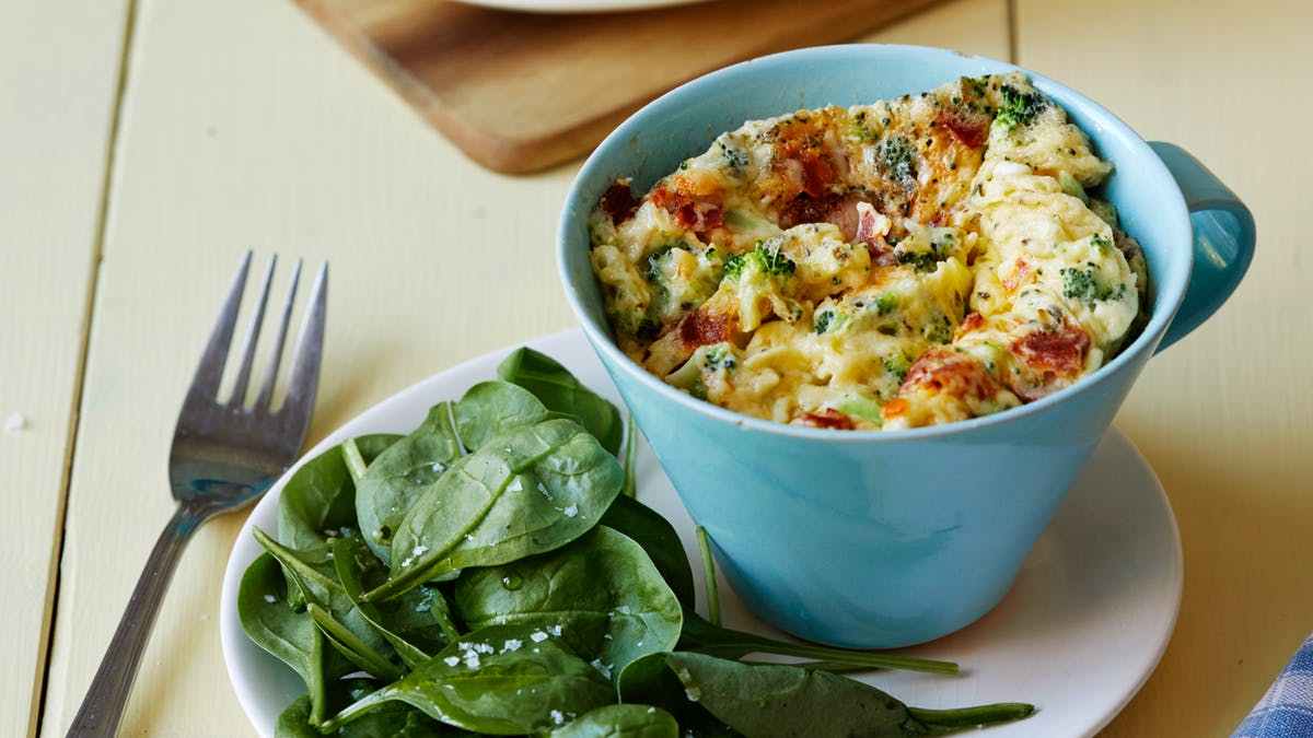 New meal plan: Low carb: No more dirty dishes