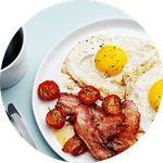 Keto & low-carb breakfasts