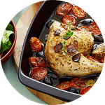 Keto chicken dinner ideas