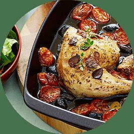 Keto chicken