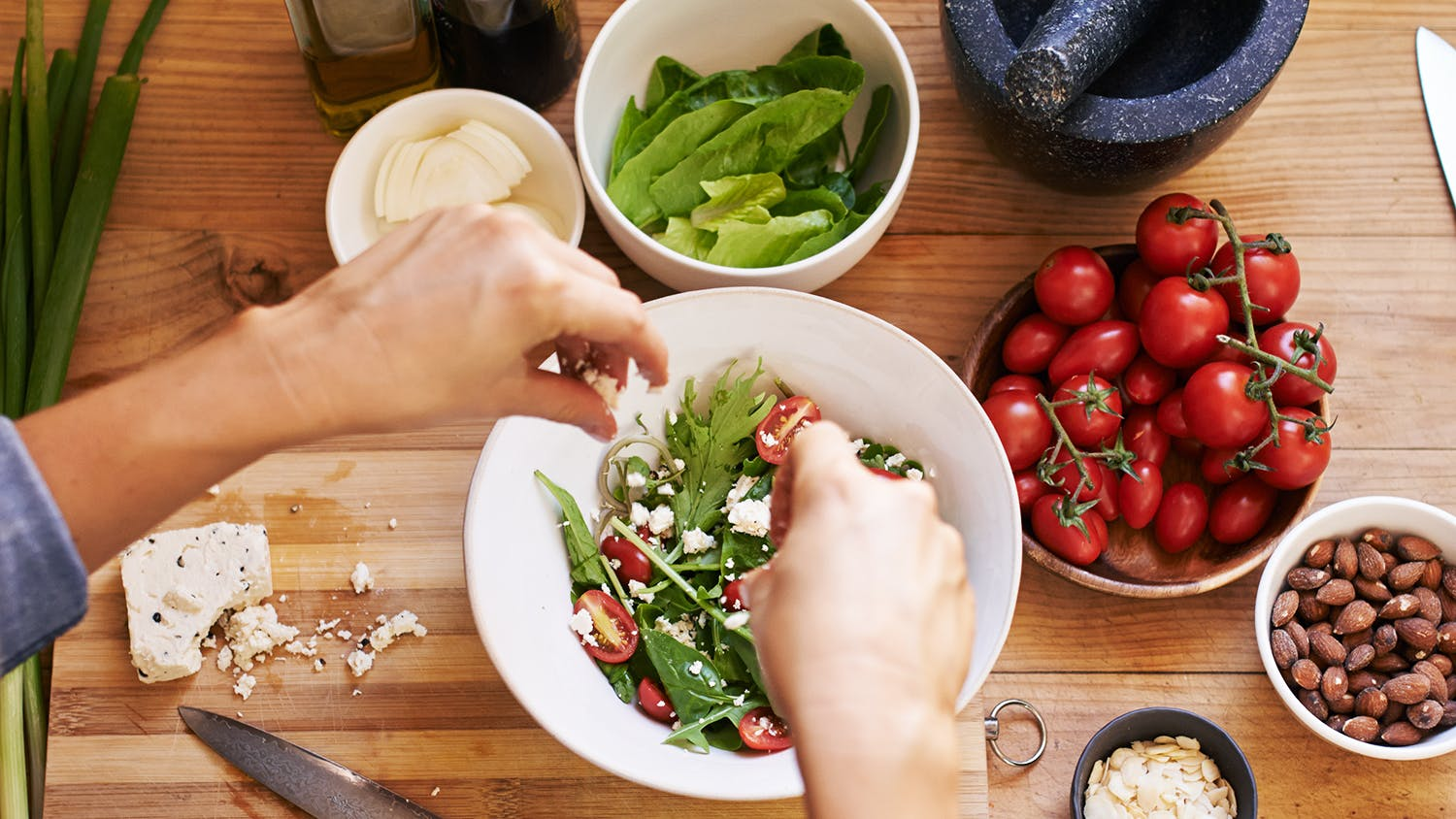 How to follow a healthy vegetarian keto diet