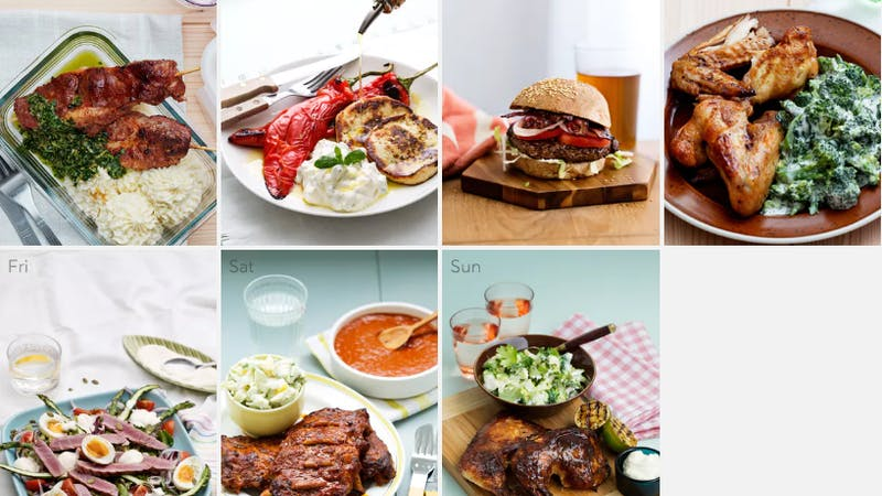 New keto meal plan – delicious BBQ