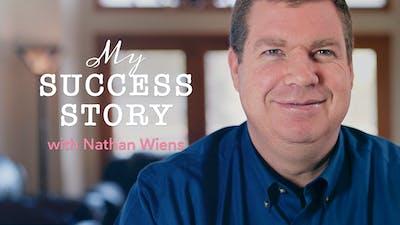 我和内森·维恩斯的成功万博体育故事