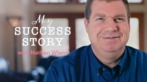 My success story with Dr. Nathan Wiens