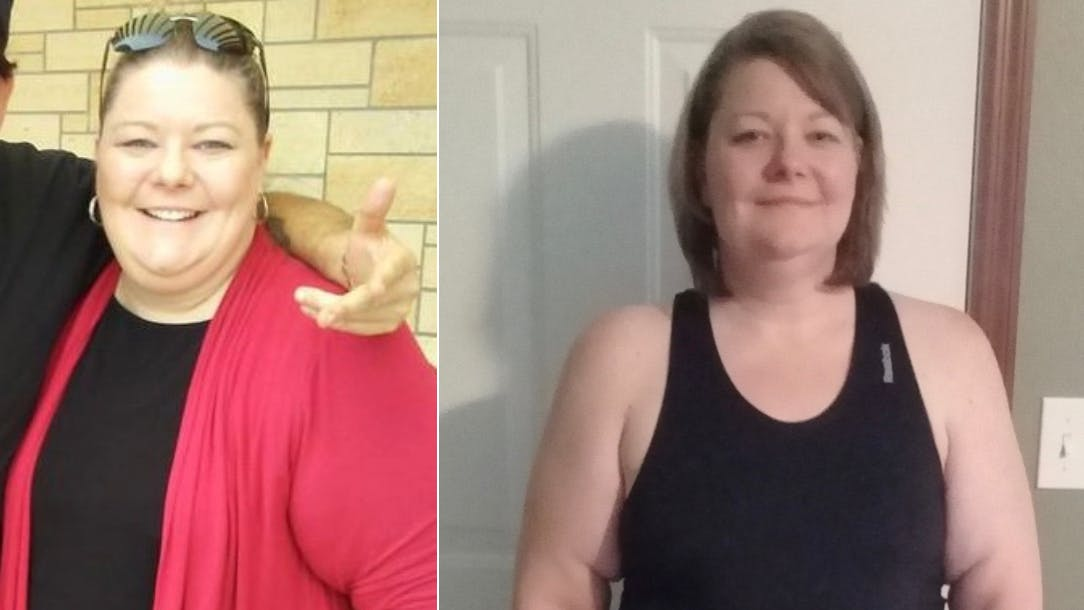 Woman sheds 65 pounds on the keto diet (after failing on all other diets)