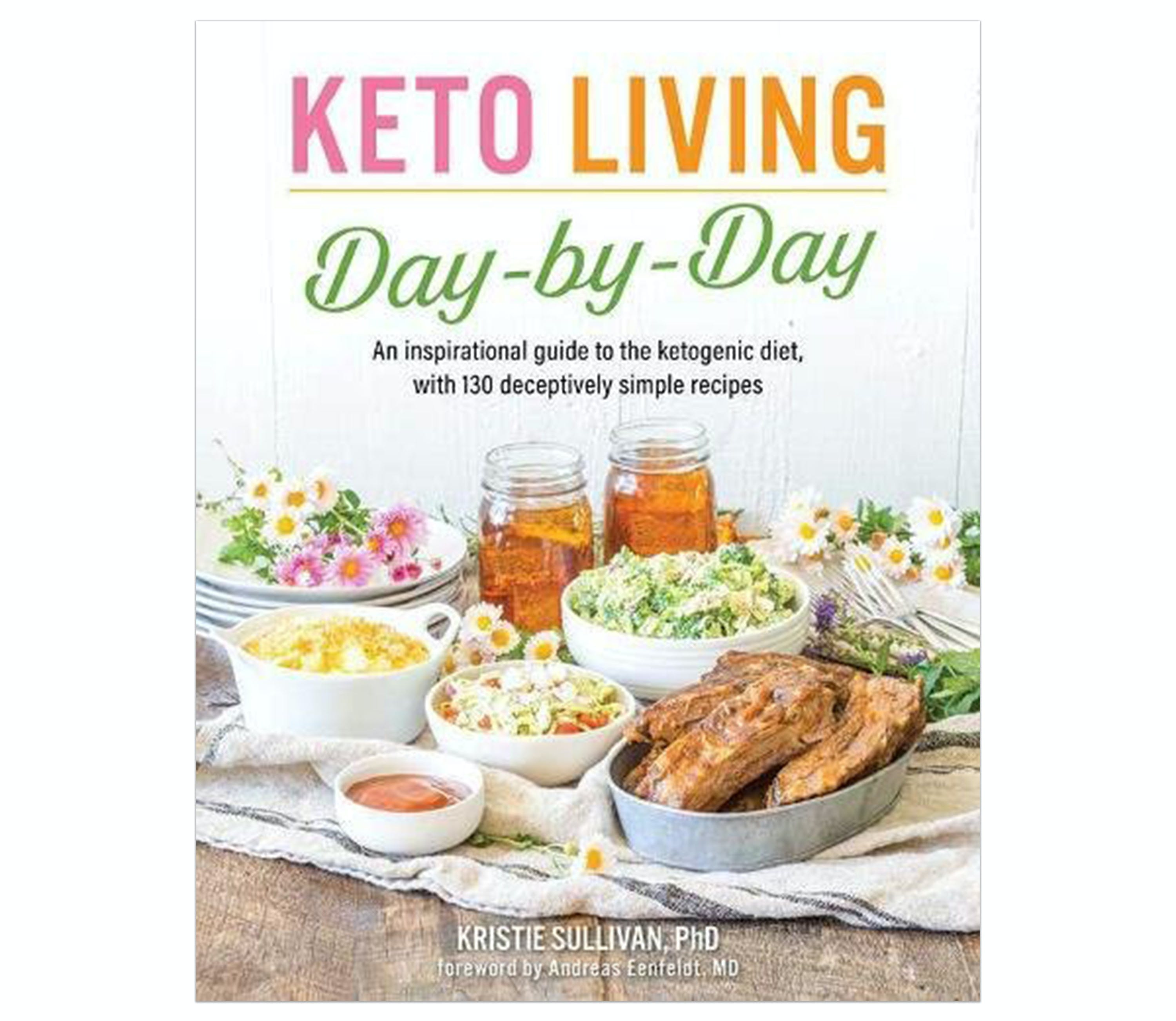 Pre-order Keto Living Day by Day