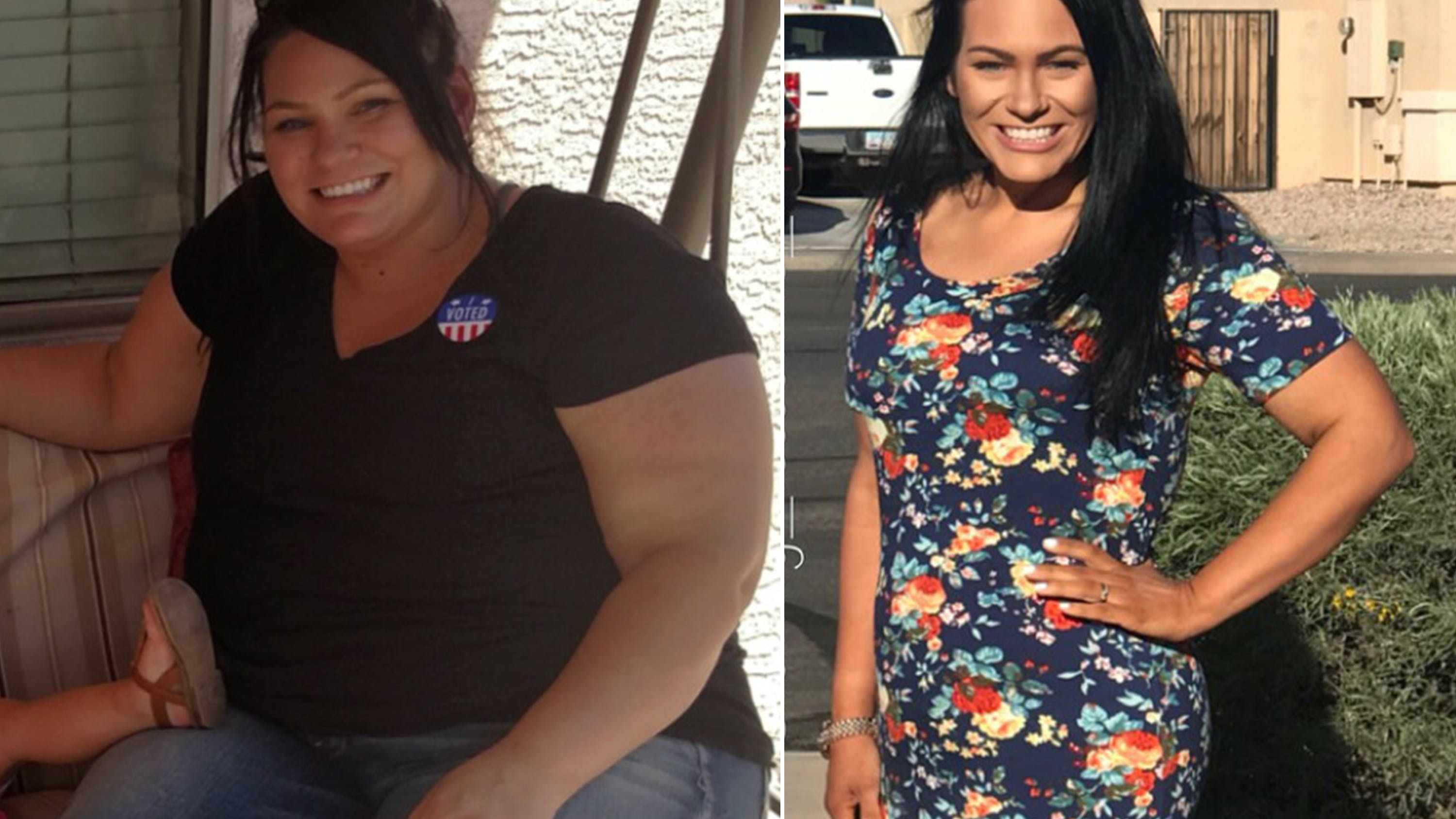 "The keto diet: ""On this journey I have found my own inner strength"""