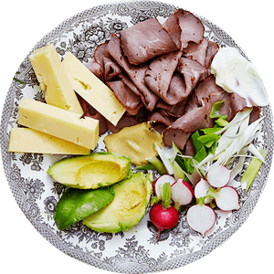 No-cook lunches