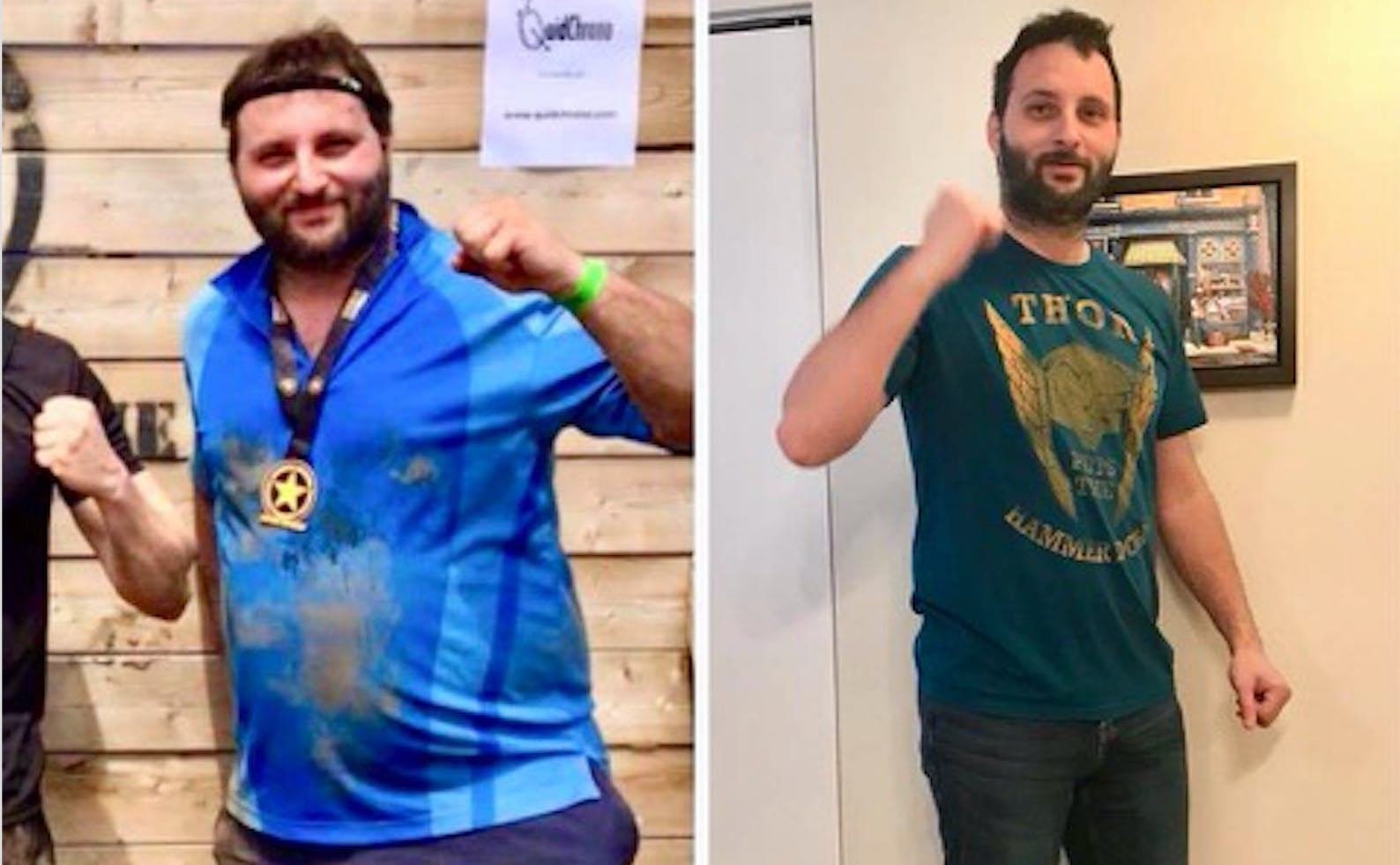 "The keto diet: ""I went from 306 pounds to 225 pounds and I feel fantastic"""