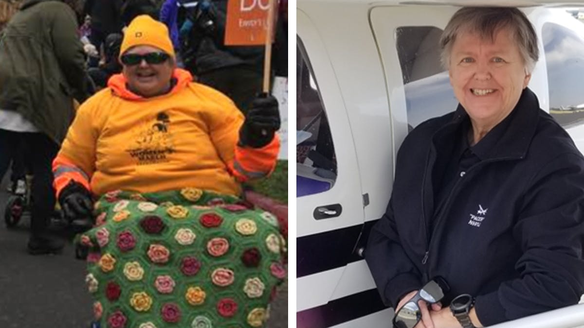 The keto diet: From inability to walk to flying a plane