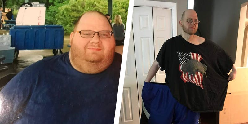 Man Loses 250 Pounds With Keto And Intermittent Fasting Diet Doctor