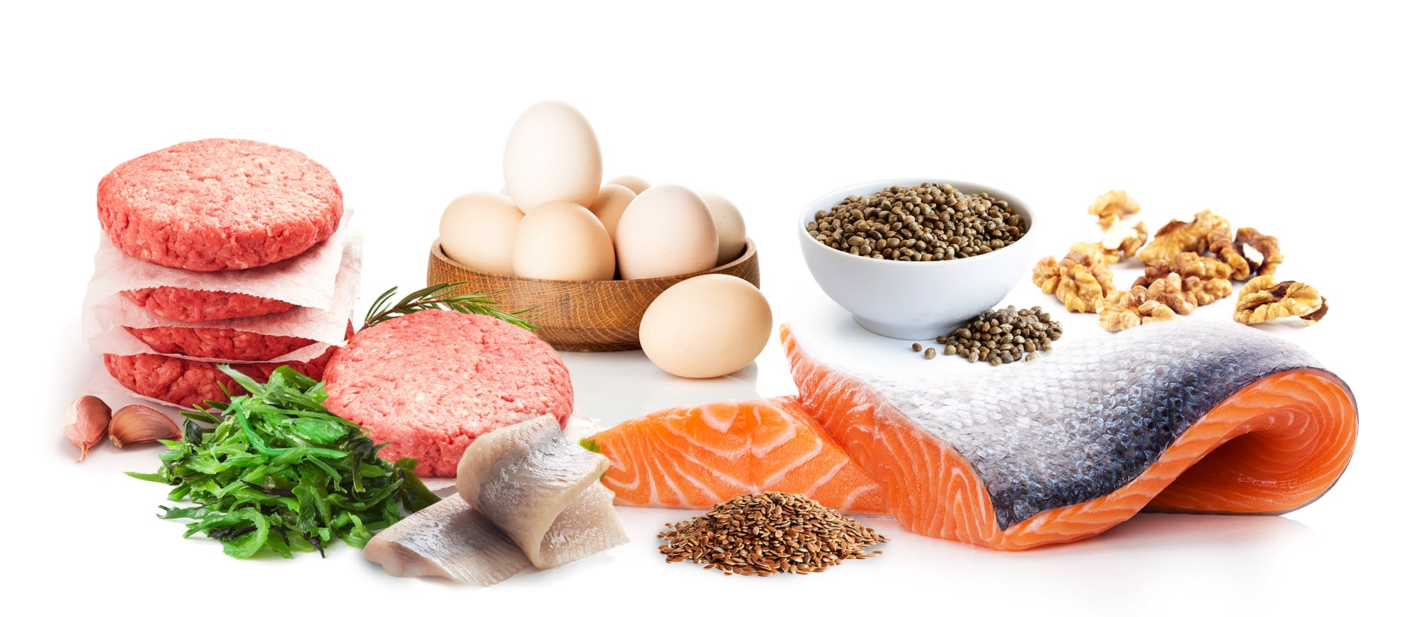 Polyunsaturated fat sources